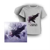 Photo de Package Valkyries  : White T-shirt & CD